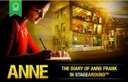Tip: Anne Frank, her Diary on Stage