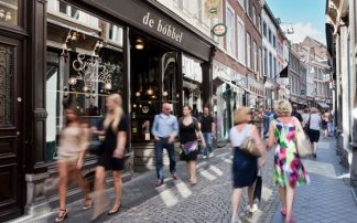 Fashion shopping in Maastricht