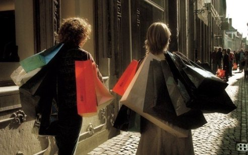 Fashion shopping in Utrecht