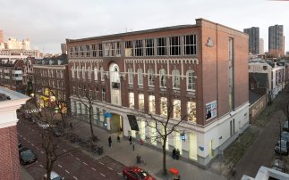 Centre Witte de With d'art contemporain
