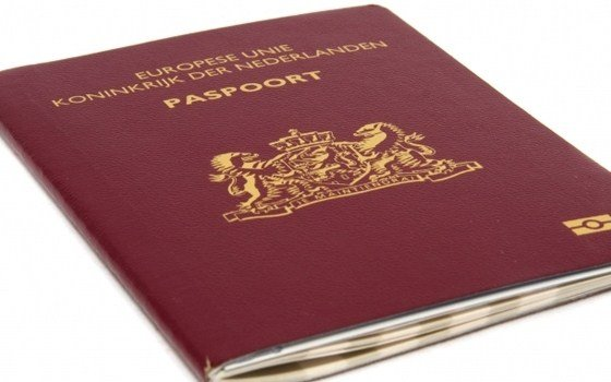 A dutch passport