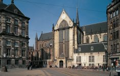 Investiture in the Nieuwe Kerk