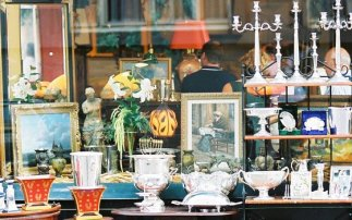 Art and design shopping in The Hague