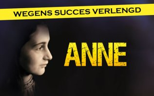 ANNE in Theater Amsterdam