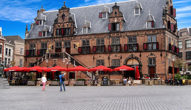 3x restaurants in Nijmegen - Holland.com