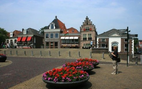 Bicycle itinerary Amsterdam - Edam