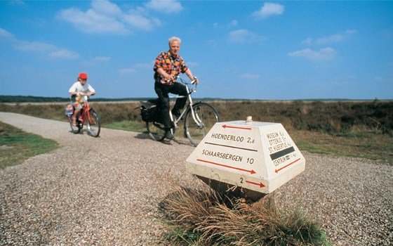 Cycling in Holland - Ride a bicycle to the most beautiful