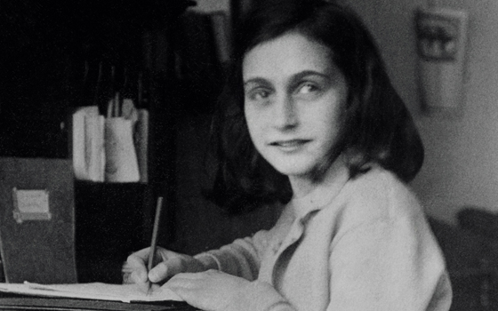 Picture of Anne Frank, © AFT