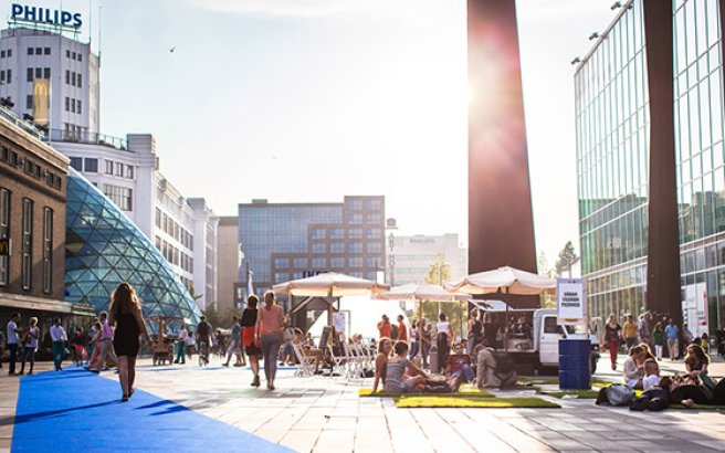 Why meet in eindhoven meet in eindhoven for Design hotel eindhoven