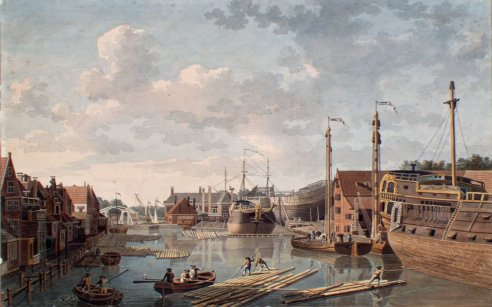 The Dutch Golden Age - Visit the beautiful cities of the