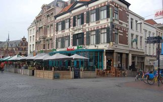 5x restaurants in Nijmegen.