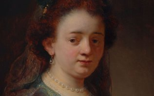 Rembrandt and Saskia: Love and Marriage in the Dutch Golden Age