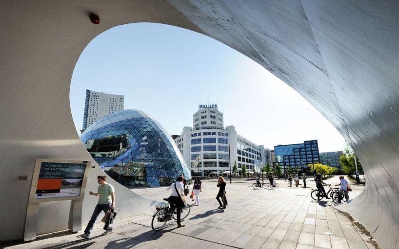 Eindhoven Einkaufszentrum