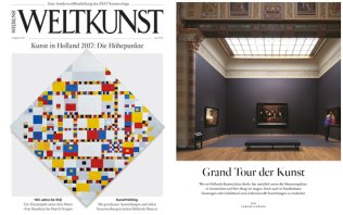 "Weltkunst Spezial ""Kunst in Holland"""