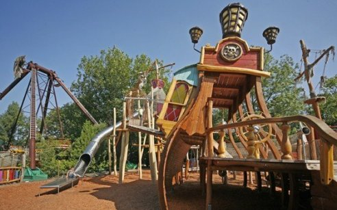 Le parc d'attractions Drievliet
