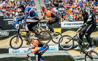 The BMX World Championships in Rotterdam