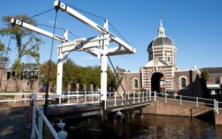 Sights & landmarks in Leiden