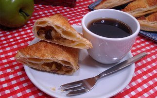 Recipe appelflappen (apple turnovers)