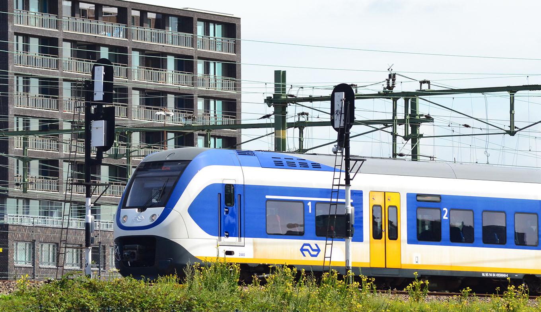 Avec le train à travers la Hollande - Holland.com