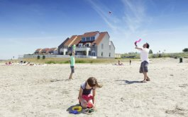 Seaside holiday parks