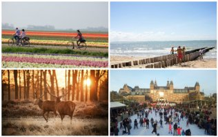 Discover Holland in every season