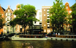 Hotels near Anne Frank House