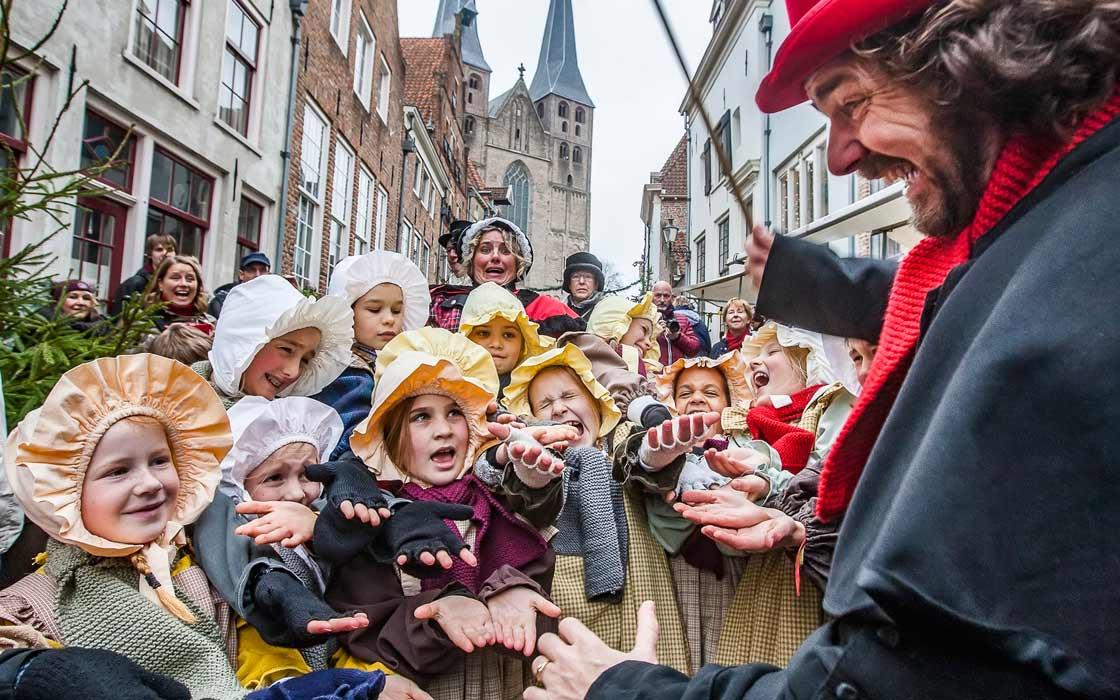 Dickens Festijn Deventer - Discover the fairytale festival - Holland.com