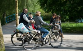 Get on your bike and explore Holland!