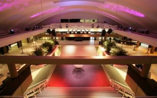 Convention centres