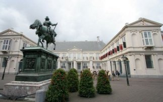 Royal The Hague bicycle itinerary
