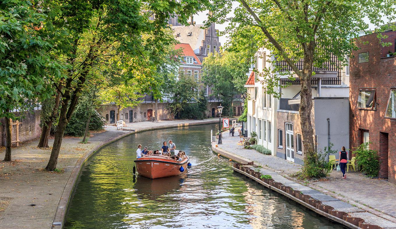 Kết quả hình ảnh cho Utrecht canals