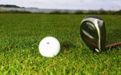 Golf spielen in Holland