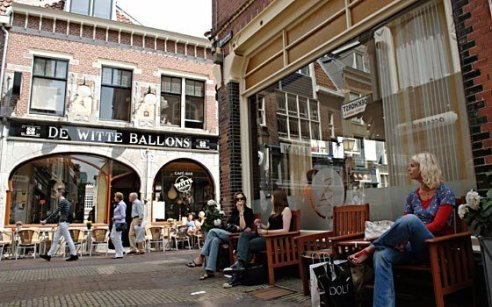 Shoppen in Utrecht