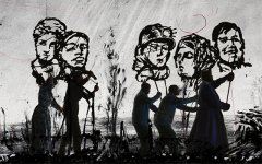Tentoonstelling William Kentridge