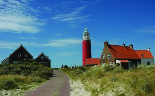 Spring on Texel island
