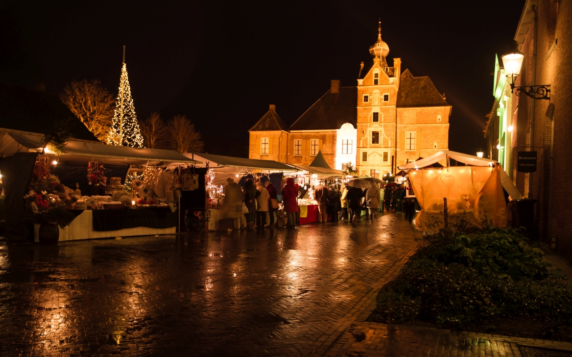 Feiern Sie Weihnachten in einem Schloss, und kommen Sie direkt in ...