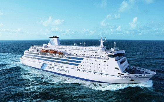 DFDS Seaways Newcastle to Amsterdam