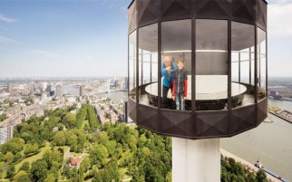 Daytrip to the Euromast