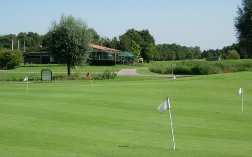 Golfen in Holland