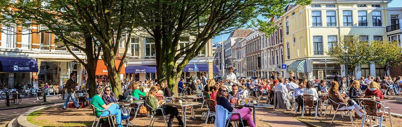 Cafés en terrassen in Den Haag - Holland.com