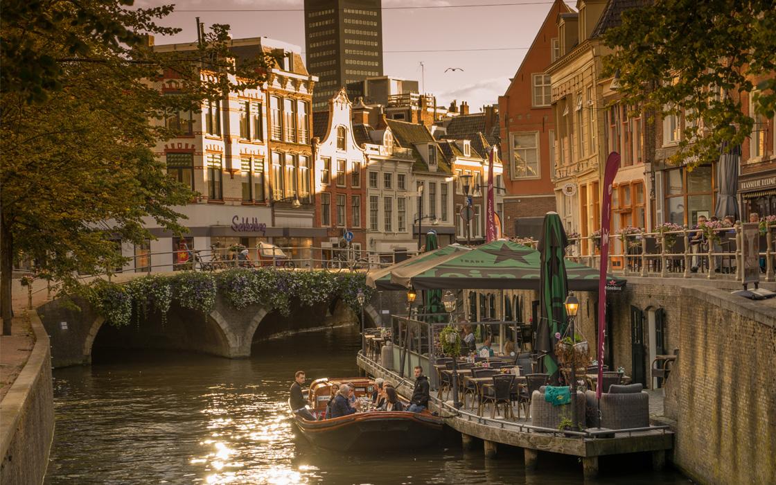 Cycling Holiday: Frisian Towns and Lakes Tour - Holland.com