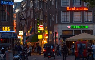 What to do at night in Amsterdam