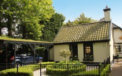 Holiday home 't Witte Huisje