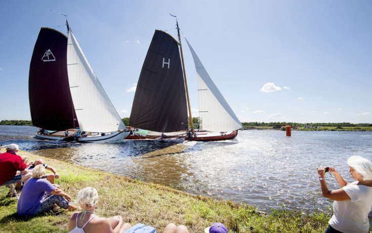 Friesland sailships