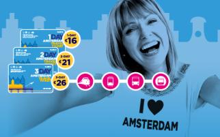 阿姆斯特丹旅游套票