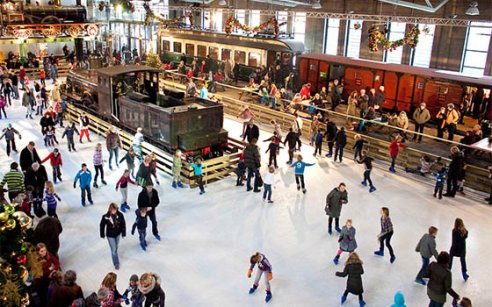 Winter Wonderland mit Kindern