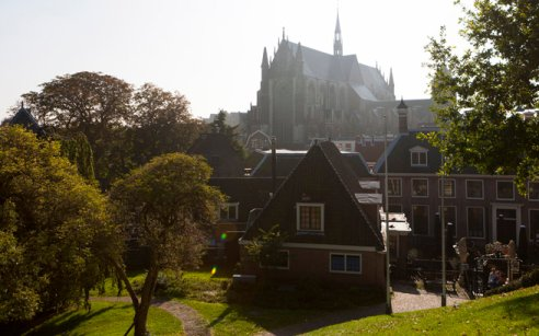 Facts & Figures of Leiden