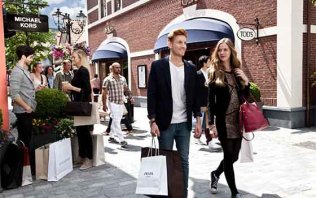 Funshopping in Designer Outlet Roermond