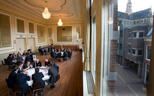 Conference facilities in Amsterdam