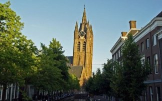The Old Church of Delft
